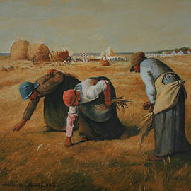 Michael King - The Gleaners Reproduction