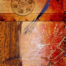 Linda Lees - The Glint of Light on Broken Glass