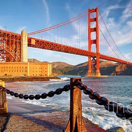 Brian Jannsen - The Golden Gate