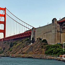 Jim Fitzpatrick - The Golden Gate Bridge