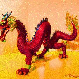 Del Gaizo - The Golden Room of the Crimson Dragon