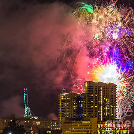 Rene Triay Photography - The Great Fireworks Display