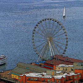 Brad Walters - The Great Seattle Wheel PE