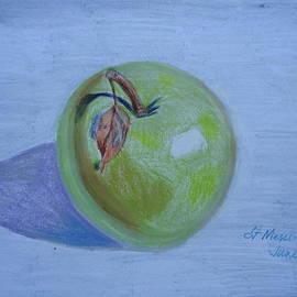 Fladelita Messerli- - The Green apple