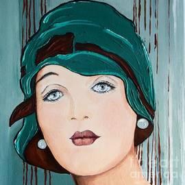 Barbara Chase - The Green Cloche
