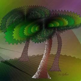 Iris Gelbart - The green place