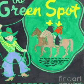 Beth Saffer - The Green Spot