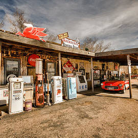 Chhorn G Lim - The Hackberry General Store