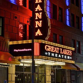 Frozen in Time Fine Art Photography - The Hanna Theater in Playhouse Square