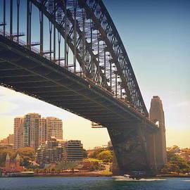 Toni Abdnour - The Harbour Bridge in Sydney