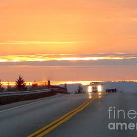 Karen Cook - The Highway to the Sky