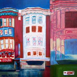 Marita McVeigh - The Hippest Street In Town