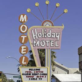 Daniel Furon - The Holiday Motel