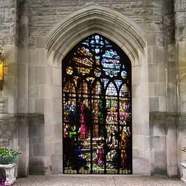 Michael Rucker - The Holy Door
