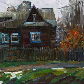 Juliya Zhukova - The house