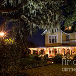 Dawna  Moore Photography - The Hoyt House Circa 1905 Amelia Island Florida