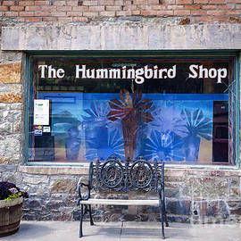 Janice Rae Pariza - The Hummingbird Shop