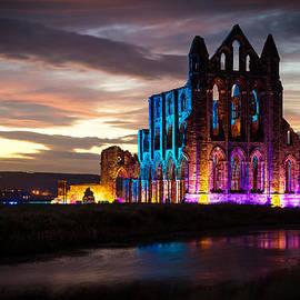 Andrew Barker - The Illuminated Abbey