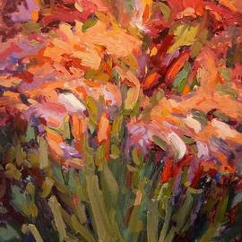 R W Goetting - The Iris forest