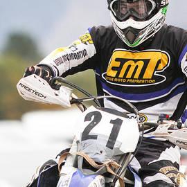 Stwayne Keubrick - The Iron Rider