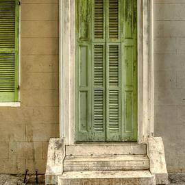 Chrystal Mimbs - The Jackson House Door