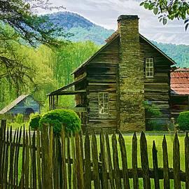 Priscilla Burgers - The John Davis Cabin