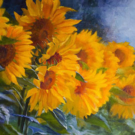 Irina Effa - The joy of summer