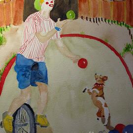Sandy McIntire - The Juggler