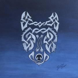 Sandy Jasper - The Knotty Wolf