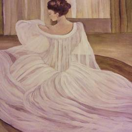 Christy Brammer - The Lady in White