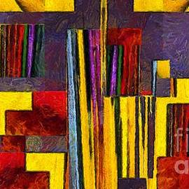 RC deWinter - The Library of the Mind
