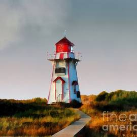 RC DeWinter - The Light at Covehead Harbour