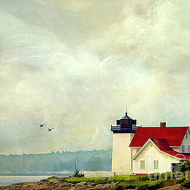 Darren Fisher - The Lighthouse