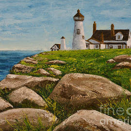 Jack Hedges - The Lighthouse