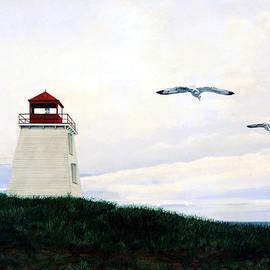 Ron Haist - The Lighthouse