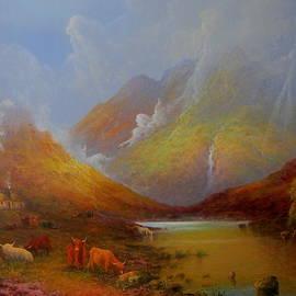 Joe Gilronan - The Little Croft In The Scottish Highlands