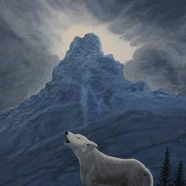 Randy Berenger - The Lone Artic Wolf Howl