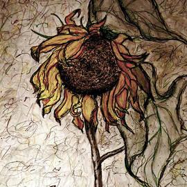 Jose A Gonzalez Jr - The Lone Sunflower III