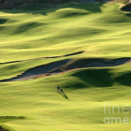 Chris Anderson - The Long Green Walk - Chambers Bay Golf Course