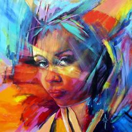 Jodie Marie Anne Richardson Traugott          aka jm-ART - The Look