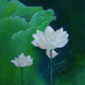 Gloria Dietz-Kiebron - The Lotus