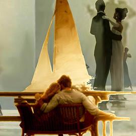 Dominique Amendola - The lovers dream by Dominique Amendola