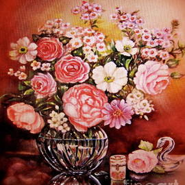 Patricia Schneider Mitchell - The Magic of Flowers