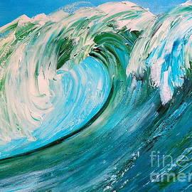 Teresa Wegrzyn - The Magnificent Waves
