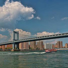 Allen Beatty - The Manhattan Bridge
