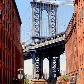 Ed Weidman - The Manhattan Bridge