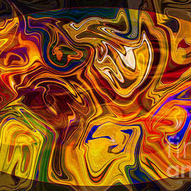 Omaste Witkowski - The Many Faces of Experience Abstract Healing Art
