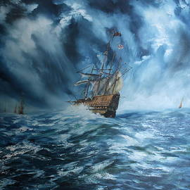 Jean Walker - The Mary Rose And Fleet