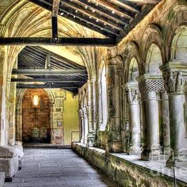 Ines Bolasini - The Monastery Corridors