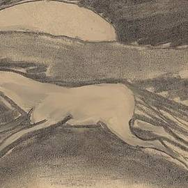 Dawn Senior-Trask - The Moonhorse - age 7